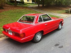 1972 Mercedes-Benz 350SL for sale 101029895