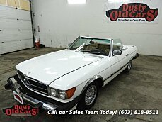 1972 Mercedes-Benz 450SL for sale 100731608