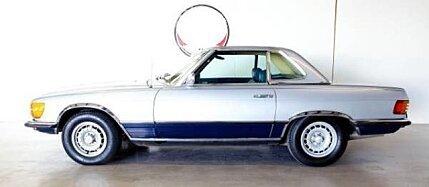 1972 Mercedes-Benz 450SL for sale 100833488