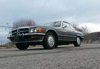 1972 Mercedes-Benz 450SL for sale 100837317