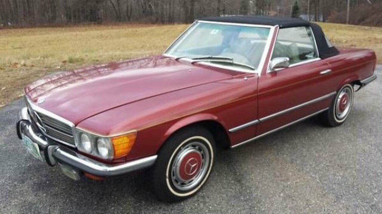 1972 Mercedes-Benz 450SL for sale 100892477