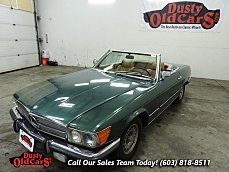 1972 Mercedes-Benz 450SL for sale 100754017
