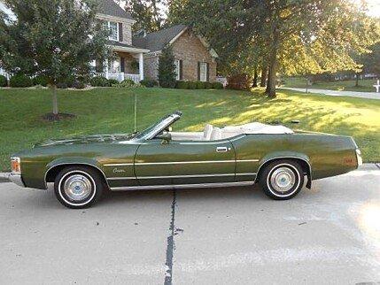 1972 Mercury Cougar for sale 100745828