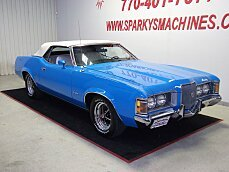 1972 Mercury Cougar for sale 100769901