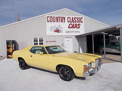 1972 Mercury Cougar for sale 100788443