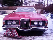 1972 Mercury Cougar XR7 for sale 100956207
