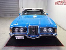 1972 Mercury Cougar for sale 100769901