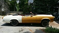 1972 Mercury Cougar XR7 for sale 100840029