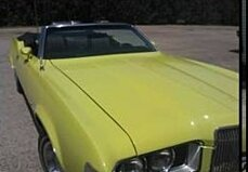 1972 Mercury Cougar for sale 100909980