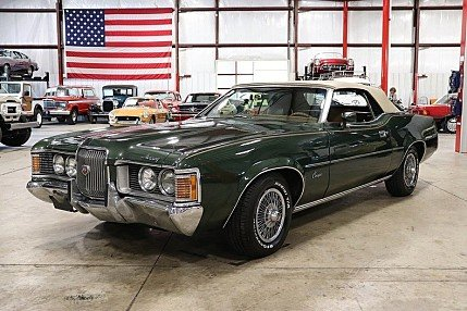 1972 Mercury Cougar for sale 100997985
