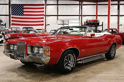 1972 Mercury Cougar for sale 100998602