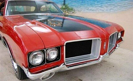 1972 Oldsmobile 442 for sale 100769445