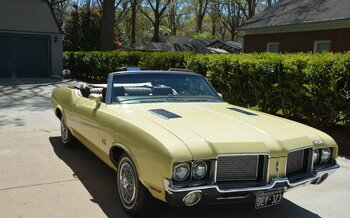 1972 Oldsmobile 442 for sale 100796450