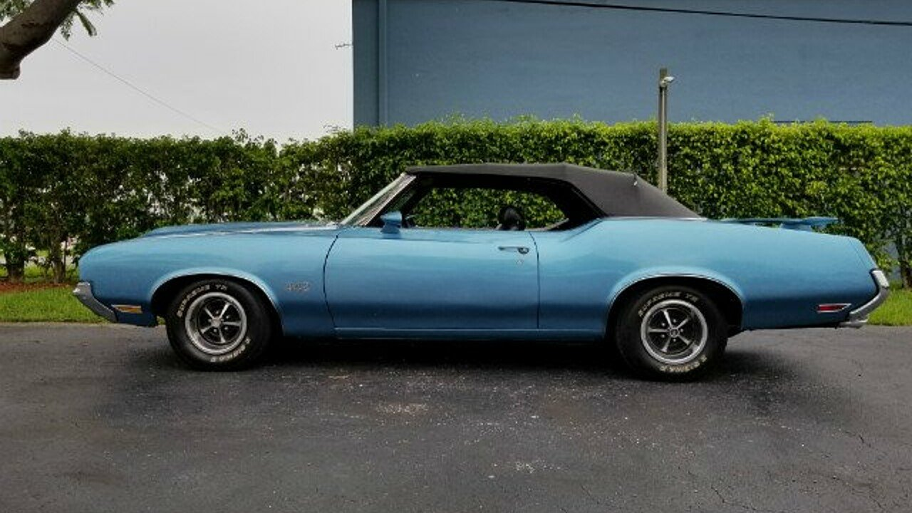 1972 Oldsmobile 442 for sale near Linthicum, Maryland 21090 ...