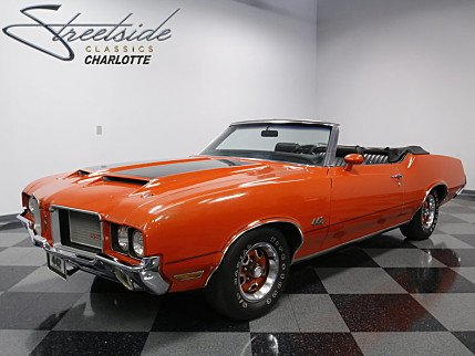 1972 Oldsmobile 442 for sale 100889474