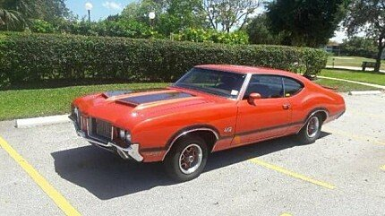 1972 Oldsmobile 442 for sale 100946847