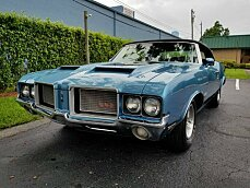 1972 Oldsmobile 442 for sale 100963063