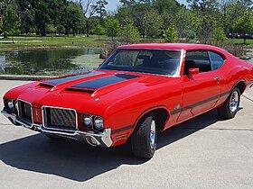 1972 Oldsmobile 442 for sale 100986938
