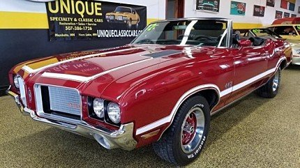 1972 Oldsmobile 442 for sale 101017124