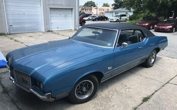 1972 Oldsmobile Cutlass Supreme for sale 100895590