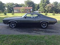 1972 Oldsmobile Cutlass Supreme S Coupe for sale 101000830