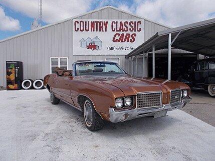 1972 Oldsmobile Cutlass for sale 100754212