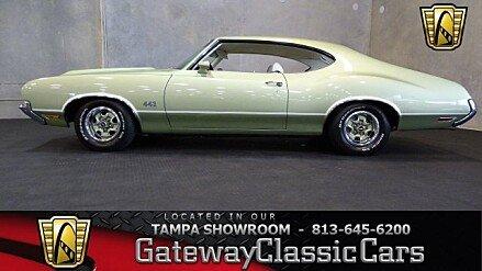 1972 Oldsmobile Cutlass for sale 100758638