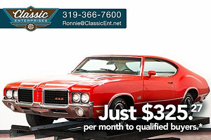 1972 Oldsmobile Cutlass for sale 100761186