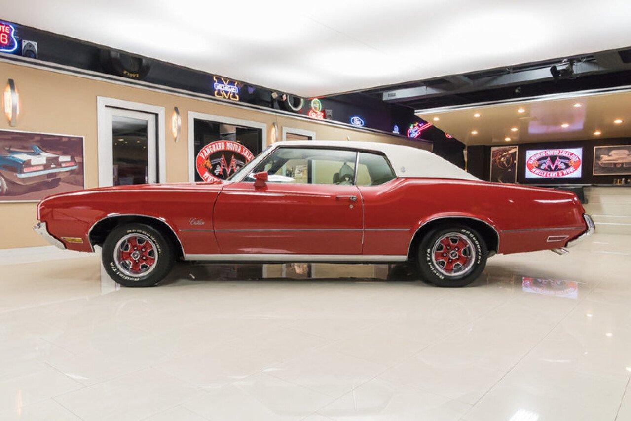 1972 Oldsmobile Cutlass For Sale Near Plymouth Michigan