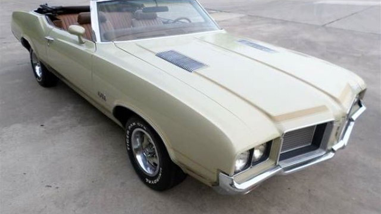 1972 Oldsmobile Cutlass for sale 100880375