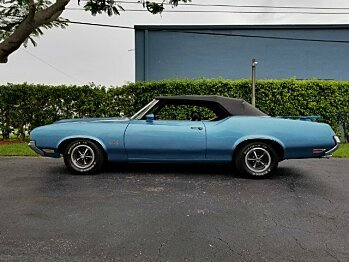 1972 Oldsmobile Cutlass for sale 100989543