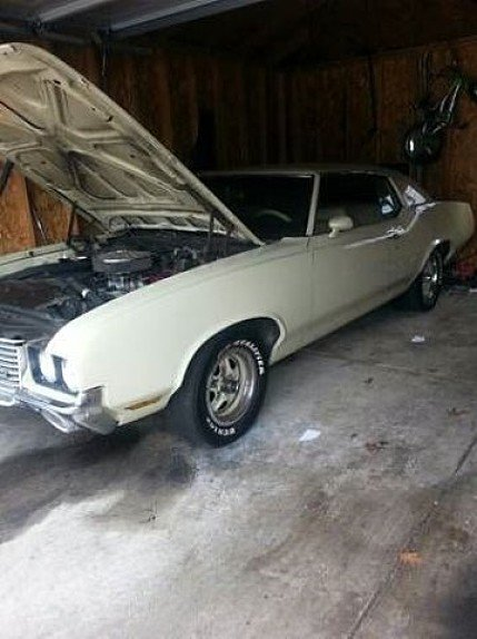 1972 Oldsmobile Cutlass for sale 100826189