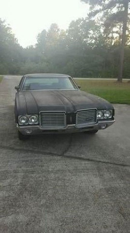 1972 Oldsmobile Cutlass for sale 100830471