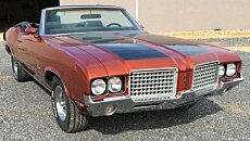 1972 Oldsmobile Cutlass for sale 100830477