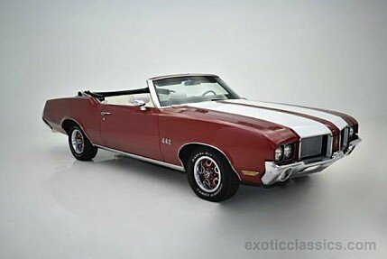 1972 Oldsmobile Cutlass for sale 100856529