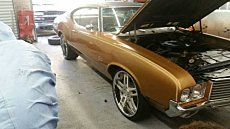 1972 Oldsmobile Cutlass for sale 100859608