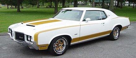 1972 Oldsmobile Cutlass for sale 100883038