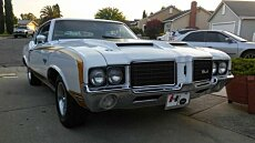 1972 Oldsmobile Cutlass for sale 100883626