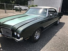 1972 Oldsmobile Cutlass for sale 100889493