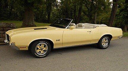 1972 Oldsmobile Cutlass for sale 100892795