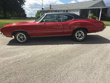 1972 Oldsmobile Cutlass for sale 100905773