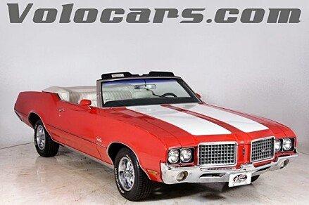 1972 Oldsmobile Cutlass for sale 100915426