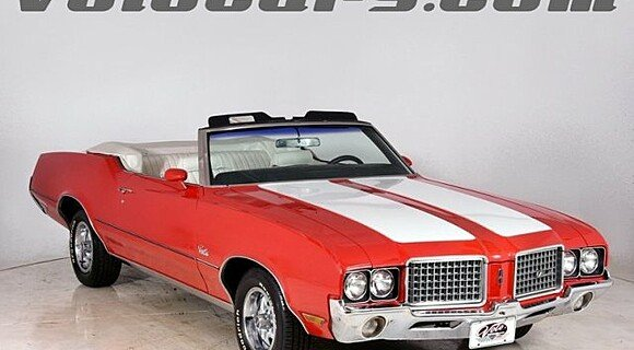 1972 Oldsmobile Cutlass for sale 100915426