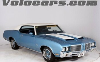1972 Oldsmobile Cutlass for sale 100927518
