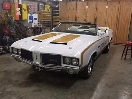 1972 Oldsmobile Cutlass for sale 100929399