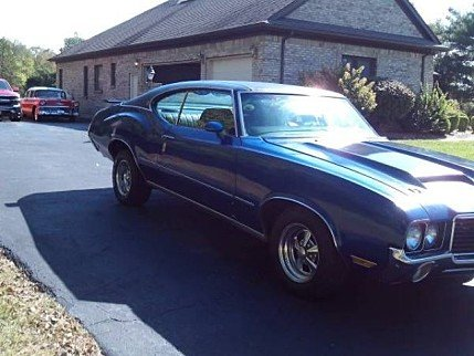 1972 Oldsmobile Cutlass for sale 100942059