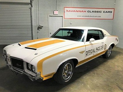 1972 Oldsmobile Cutlass for sale 100957947