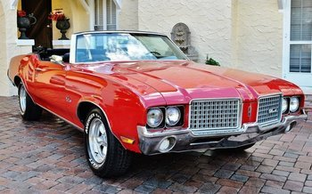 1972 Oldsmobile Cutlass for sale 100959396
