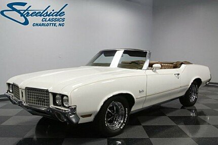1972 Oldsmobile Cutlass for sale 100978164