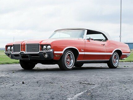 1972 Oldsmobile Cutlass for sale 100985326